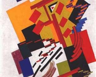 Non-Objective Composition (Suprematism) — Ольга Розанова