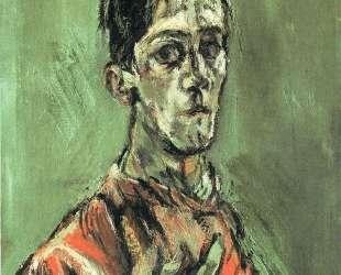 Self-Portrait — Оскар Кокошка