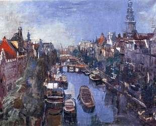 Amsterdam — Оскар Кокошка