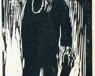 Old Man with Noose — Кэте Кольвиц