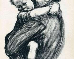 Mother with Child — Кэте Кольвиц