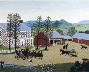 Checkered House — Бабушка Мозес