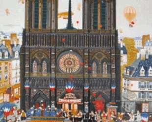 Notre Dame — Хиро Ямагата