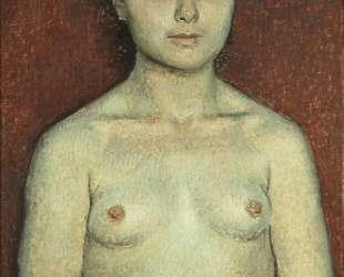 Female Nude — Яннис Моралис
