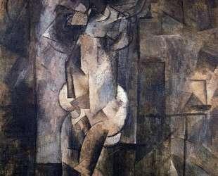 Nude figure — Пабло Пикассо