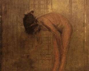 Nude Girl with a Bowl — Джеймс Эббот Макнил Уистлер