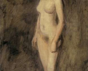 Nude Woman Standing — Томас Икинс
