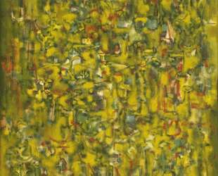 Number 43 (Abstract Painting, Yellow) — Эд Рейнхардт