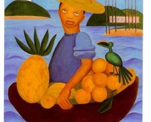 O Vendedor de Frutas — Тарсила ду Амарал