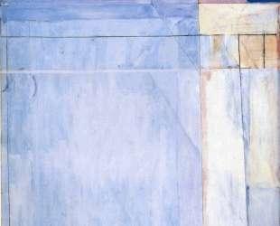 Ocean Park No. 54 — Ричард Дибенкорн