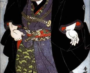 Ohnomatsu_Midorinosuke — Утагава Кунисада