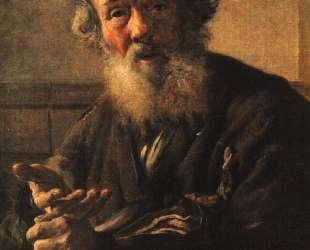 Нищий старик — Василий Тропинин