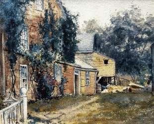 Old House, Nantucket — Чайльд Гассам