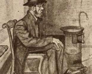 Old Man Warming Himself — Винсент Ван Гог