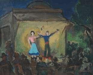 On stage / Open air performance — Теофрастос Триантафиллидис