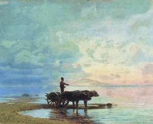 На берегу моря — Фёдор Васильев