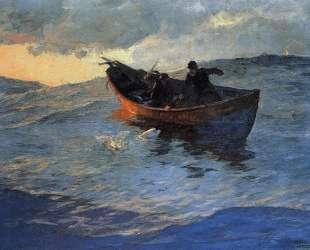 On the Suffolk Coast 02 — Уиллард Меткалф