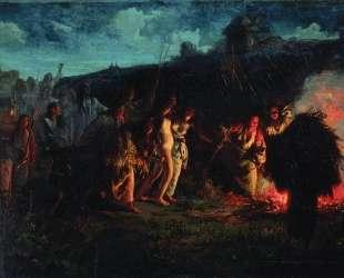 Опахивание — Григорий Мясоедов