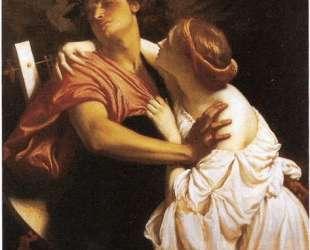 Orpheus and Euridice — Фредерик Лейтон