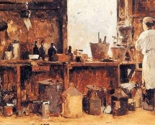 Painter's Workshop — Корнелис Вреденбург