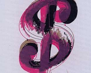 Paper Dollar — Энди Уорхол