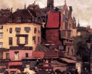Paris cityview — Ян Слёйтерс