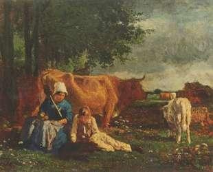 Pastoral Scene — Ян Сиберехтс