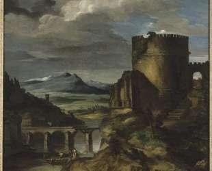 Paysage Classique: Matin — Теодор Жерико