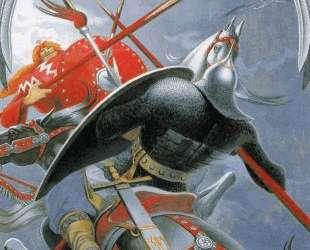 Peresvet`s duel wtih Chelubai — Константин Васильев