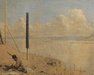 Picket on the Danube — Василий Верещагин