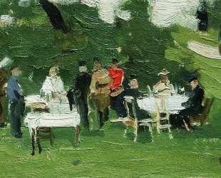 Пикник — Илья Репин