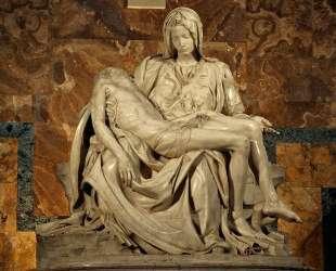 Pieta — Микеланджело