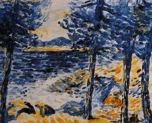 Pines by the Sea — Анри Эдмон Кросс