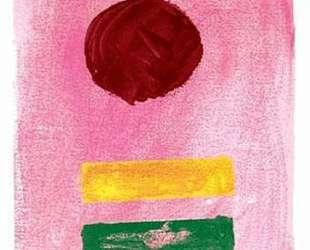 Pink Ground — Адольф Готлиб