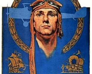 Pioneer — Норман Роквелл