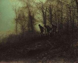 Poachers — Джон Эткинсон Гримшоу