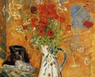 Poppies — Пьер Боннар