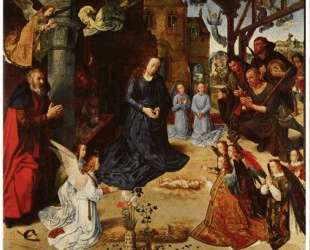 Portinari Triptych — Хуго ван дер Гус
