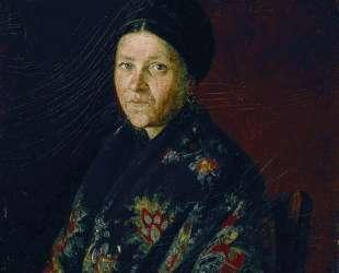 Портрет А. С.Бочаровой, тетки художника — Илья Репин