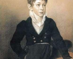 Портрет мальчика — Орест Кипренский