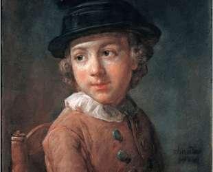 Portrait of a Child — Бартоломе Эстебан Мурильо