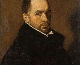 Portrait of a Cleric — Диего Веласкес