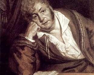 Portrait of A. Davydov — Орест Кипренский