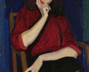 Portrait of A. G — Панаиотис Тетсис