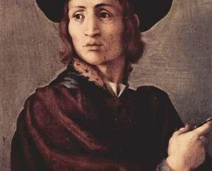 Portrait of a Goldsmith — Герард Давид