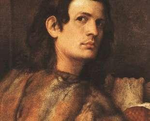 Portrait of a Man Munich — Тициан