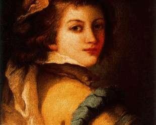 Portrait of a Page Boy — Джованни Доменико Тьеполо
