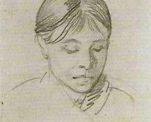 Портрет сестры (Анна Швальбе) — Орест Кипренский