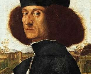 Portrait of a Venetian Nobleman — Витторе Карпаччо