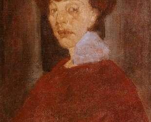 Портрет женщины — Амедео Модильяни